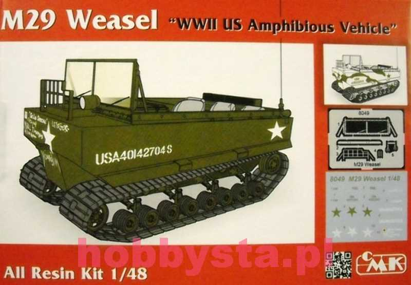 m29 weasel us amphibious vehicle cmk 8049 weasel engine m29 weasel wire diagrams #18
