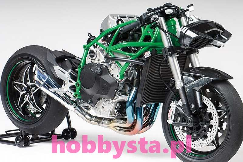 kawasaki ninja h2r tamiya 14131. Black Bedroom Furniture Sets. Home Design Ideas