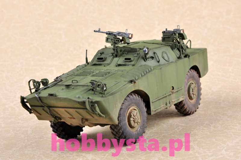 Russian Armored Scout Car Brdm