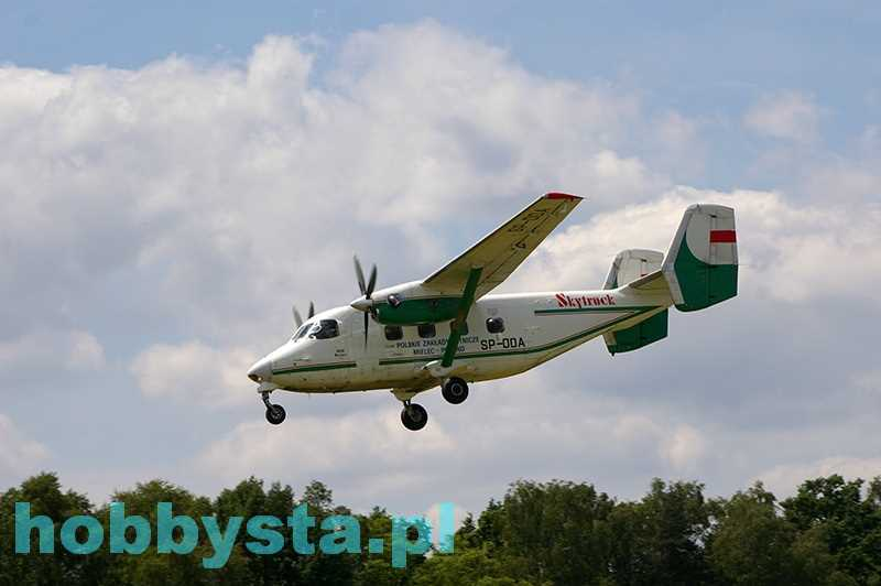 Antonov An 14 Russian Light Cargo Aircraft Eastern Express