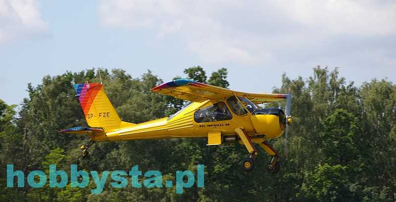 PZL-104 Wilga Polish multipurpose aircraft